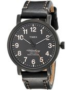 Timex® Originals Waterbury Strap Watch - Lyst