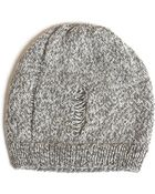 Wool And The Gang Beanie Unplugged - Lyst