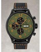 John Varvatos Ernst Benz Chronocombat Chrono Scope - Lyst