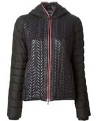 Duvetica Padded Hooded Jacket - Lyst
