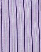 Ike Behar Long-Sleeve Button-Front Striped Poplin Dress Shirt - Lyst