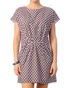 Paul & Joe Sister Trapezium Dress Sunnycat - Lyst