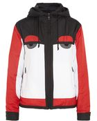 Fendi Creatures Hooded Shell Ski Jacket - Lyst