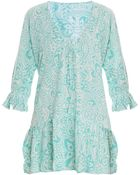 Cool Change Mariposa Michelle Tunic - Lyst