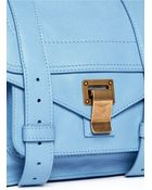 Proenza Schouler Ps1 Leather Pouch - Lyst