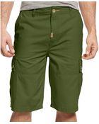LRG Classic Cargo Shorts - Lyst
