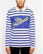 The Hundreds Mason Rugby Jersey - Lyst