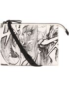 McQ by Alexander McQueen Manga Shoulder Bag - Lyst