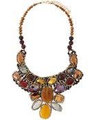 Nakamol Mixed-Bead Bib Necklace - Lyst
