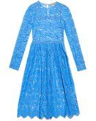 Preen By Thornton Bregazzi Hayden Lace Dress - Lyst