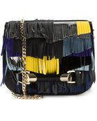 Jimmy Choo 'Zadie' Cross Body Bag - Lyst
