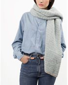 Wool And The Gang Gimme Scarf - Lyst
