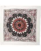 Swildens Square Scarf - Lyst