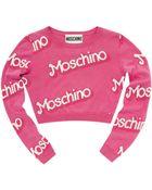 Moschino Sweater Woman - Lyst