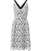 Erdem Elizabeth Heavy-Lace Dress - Lyst