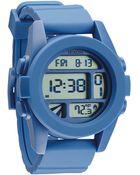 Nixon Navy Blue Unit Watch - Lyst