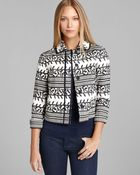 Tory Burch Laurie Jacket - Lyst