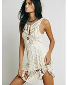 Free People Macrame Mini - Lyst