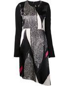 Reed Krakoff Geometric Print Dress - Lyst