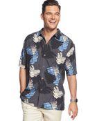 Tommy Bahama Bruno Mirage Silk Shirt - Lyst