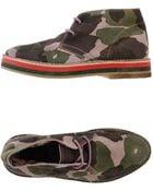 Le Crown Ankle Boots - Lyst