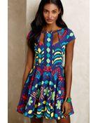 Plenty by Tracy Reese La Paz Cutout Dress - Lyst