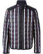 Moncler Gamme Bleu Padded Jacket - Lyst
