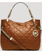 MICHAEL Michael Kors Tote Susannah Medium Shoulder - Lyst