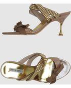 Gianna Meliani High-heeled Sandals - Lyst