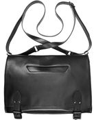 Theyskens' Theory Messenger Bag - Lyst
