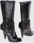 Miss Sixty High-heeled Boots - Lyst