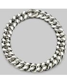 David Yurman Sterling Silver Chunky Chain Necklace - Lyst