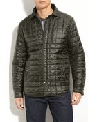 Victorinox Swiss Army Quilted Jacket - Lyst