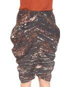 Zero + Maria Cornejo Ori Mini Skirt - Lyst