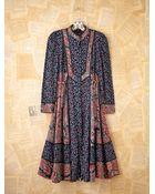 Free People Vintage Boho Dress - Lyst