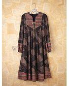 Free People Vintage Indian Boho Dress - Lyst