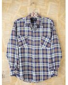 Free People Vintage Plaid Flannel - Lyst