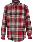 Pendleton Solo Vintage Fit Shirt - Red Plaid - Lyst