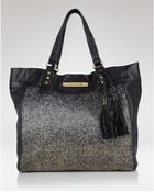 Juicy Couture Miss World Ombre Wool Tote Bag - Lyst