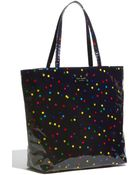 Kate Spade Daycation - Bon Coated Canvas Shopper - Lyst