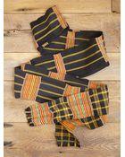 Free People Vintage Maasi Woven Belt Sash - Lyst