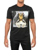 Givenchy Printed Jersey Slim Fit T-shirt - Lyst