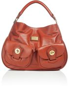 Marc By Marc Jacobs Russet Hom Hobo Tote Bag - Lyst