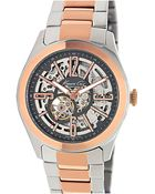 Kenneth Cole Round Automatic Bracelet Watch - Lyst
