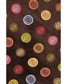 Ted Baker Perfect Circles Woven Silk Tie - Lyst