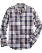 J.Crew Utility Shirt in Cliff Plaid - Lyst