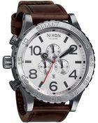 Nixon The 51-30 Chrono Watch - Lyst