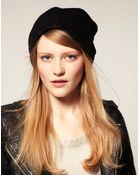ASOS Collection Asos Boyfriend Knit Beanie - Lyst