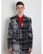 Marc Jacobs Andrew Plaid Jacket - Lyst