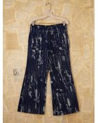 Free People Vintage Acid Wash Wideleg Jeans - Lyst